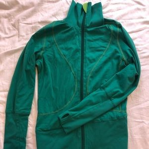 Reversible Lululemon jacket, size 4
